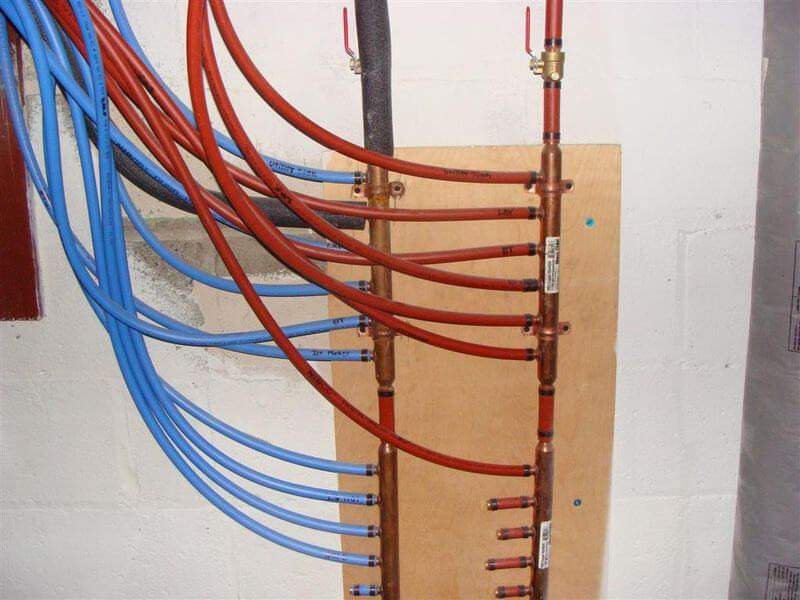 Pex is better than sliced bread for Is pex pipe better than copper