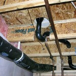Cut Closed-Web Floor Joist