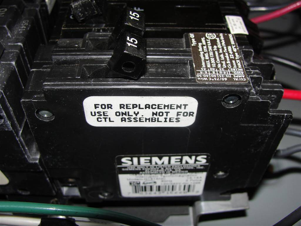 How to know when tandem circuit breakers can be used (aka - cheater