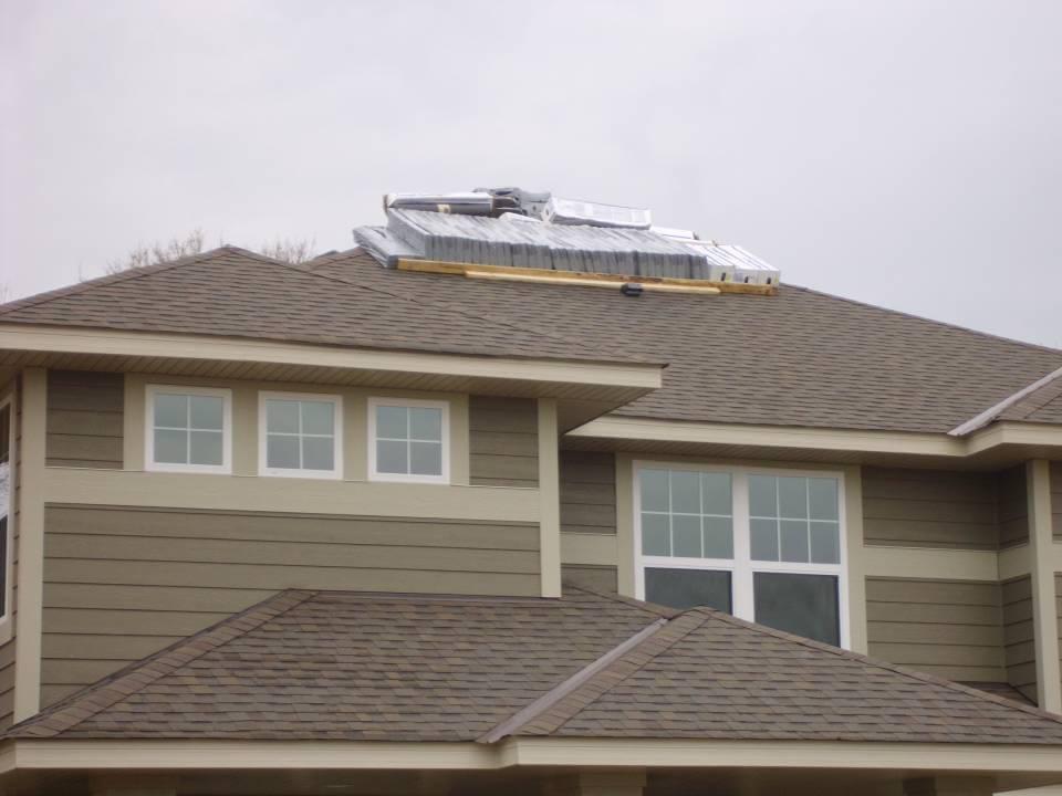 Improper Shingle Nailing Defective Roof Installation