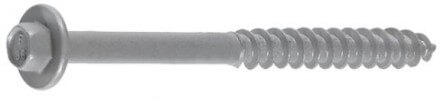 LedgerLok fastener