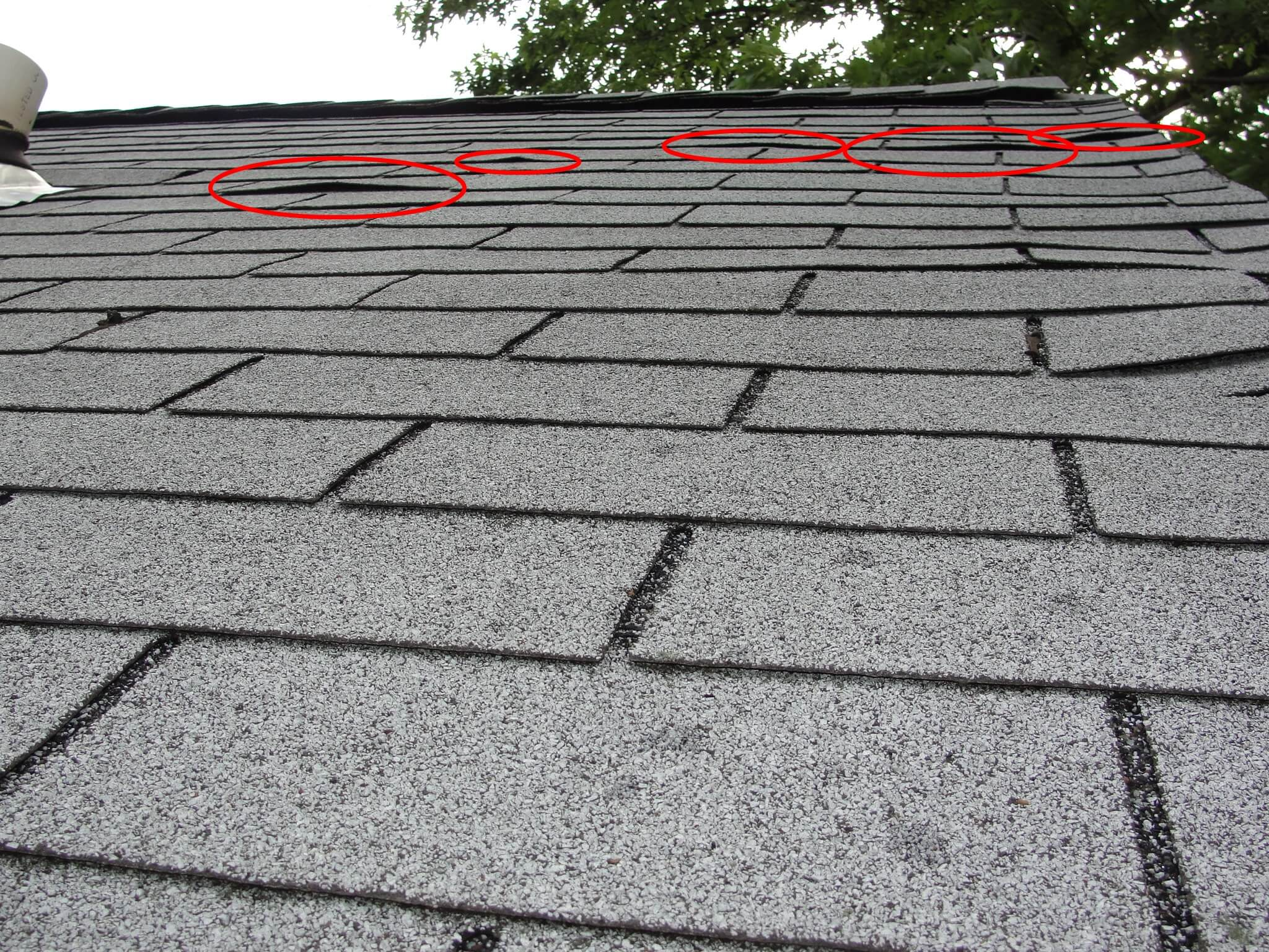 Defective Shingle Installations And Storm Chasers