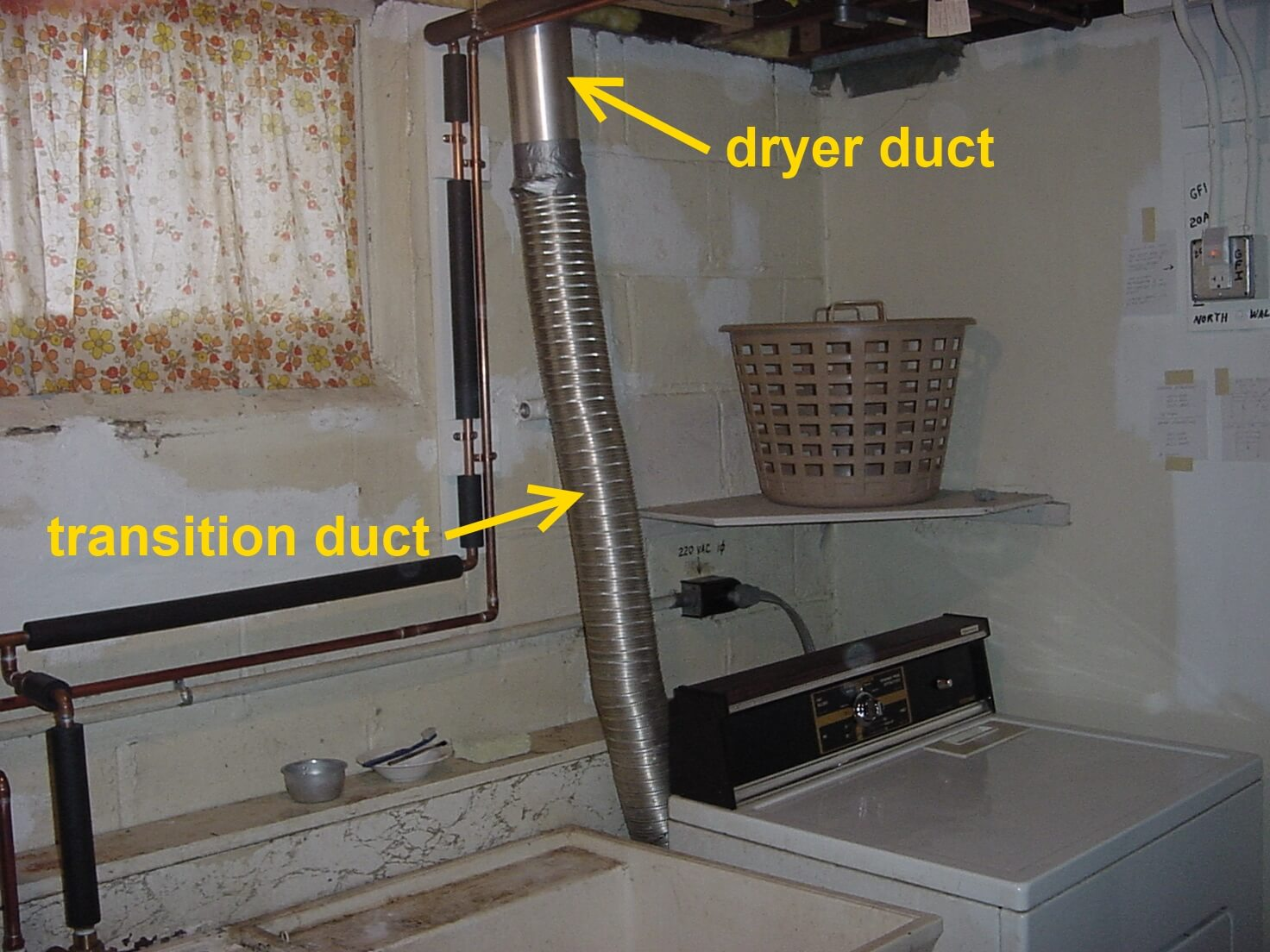 clothes dryer safety is about installation and maintenance