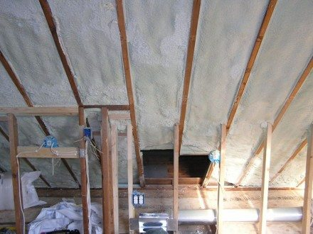 Hot roof