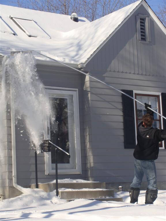 Ice Dams How To Prevent And How To Remove Structure