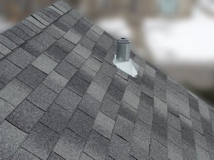 Slipping Shingles