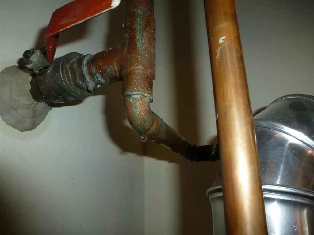 Condensation Water Heater After a Water Heater Has