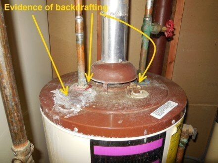 Water Heater Backdrafting Part 1 Of 2 Why It Matters And
