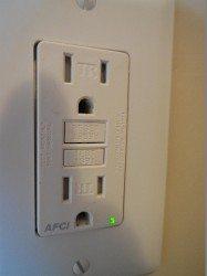AFCI Outlet