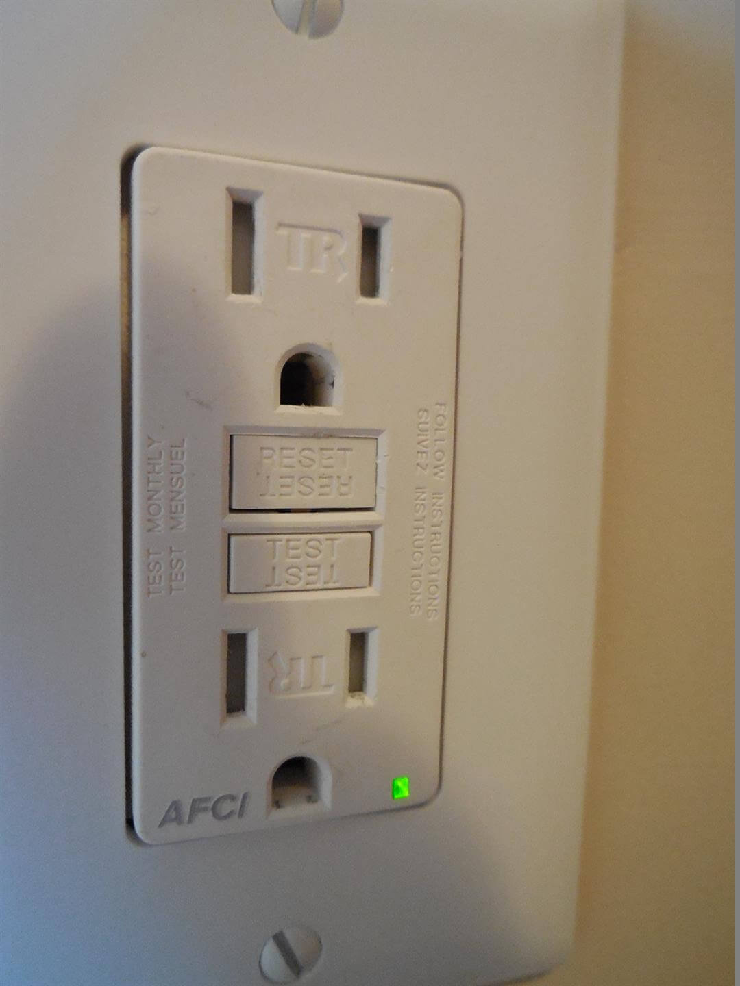 Diagram Afci Protection Electrical Outlets