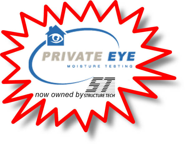 Private Eye Moisture Testing | Minnesota's most experienced moisture testing company