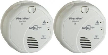 Photoelectric Wireless Smoke Alarms