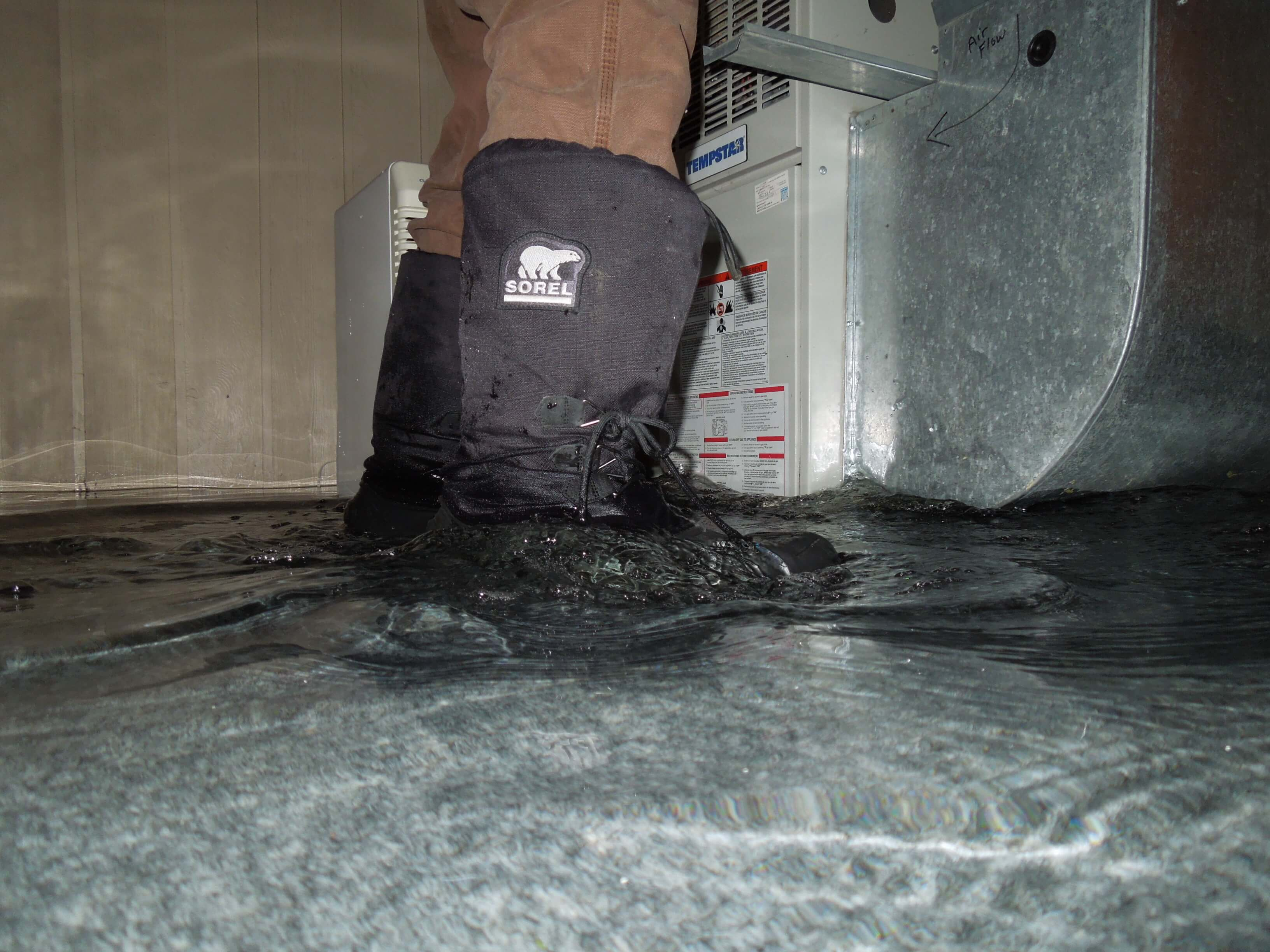 How to Prevent Basement Water Intrusion