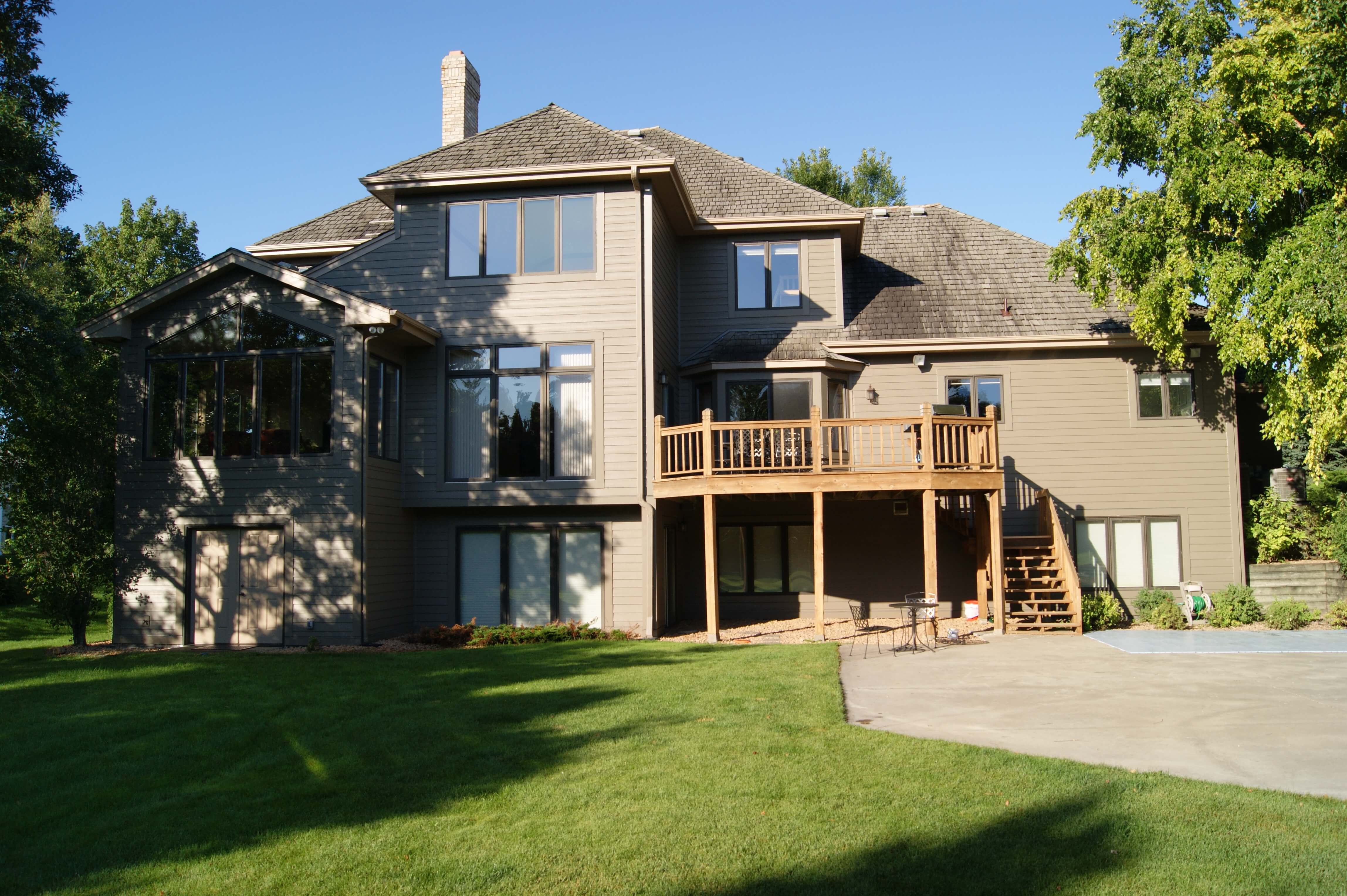 Stucco Repairs Case Study 3 Redo Electrical Wiring House Cost Benefits Of A Full Tear Off And