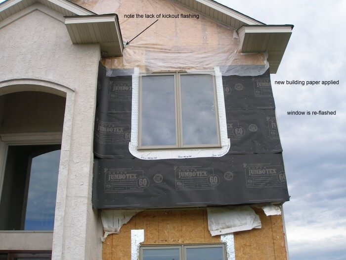 Minnesota Stucco Repairs Case Study 2