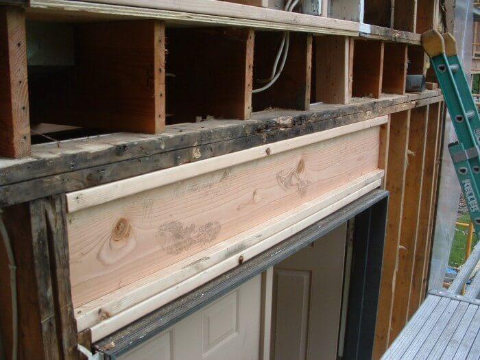 stucco water damage repairs