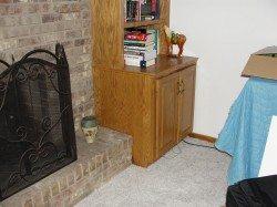basement cabinet