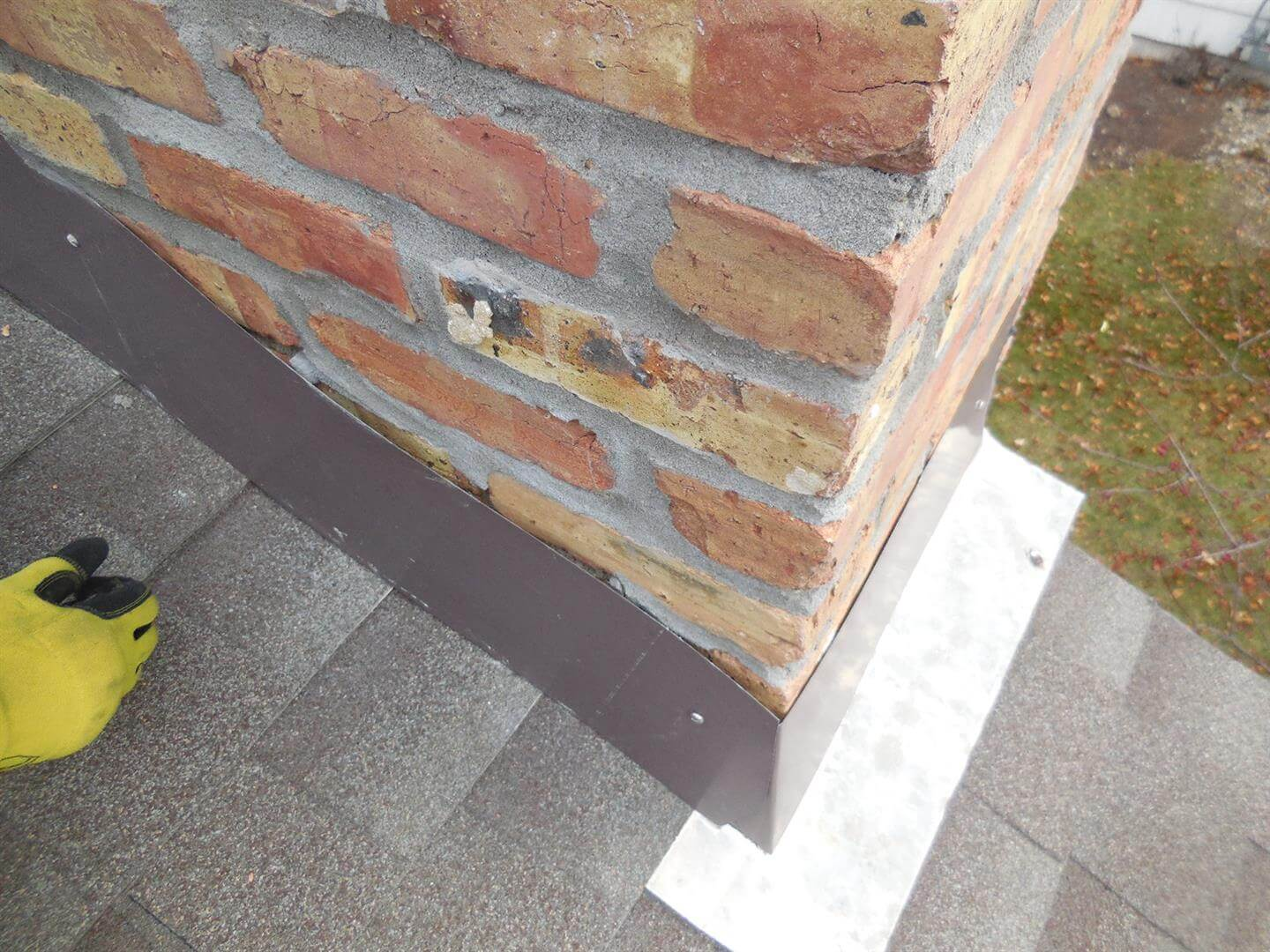 How to inspect your own house part 1 roof and chimney homesmsp - Build sealed fireplace home step step ...