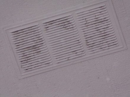 Dirty Soffit Vent 2