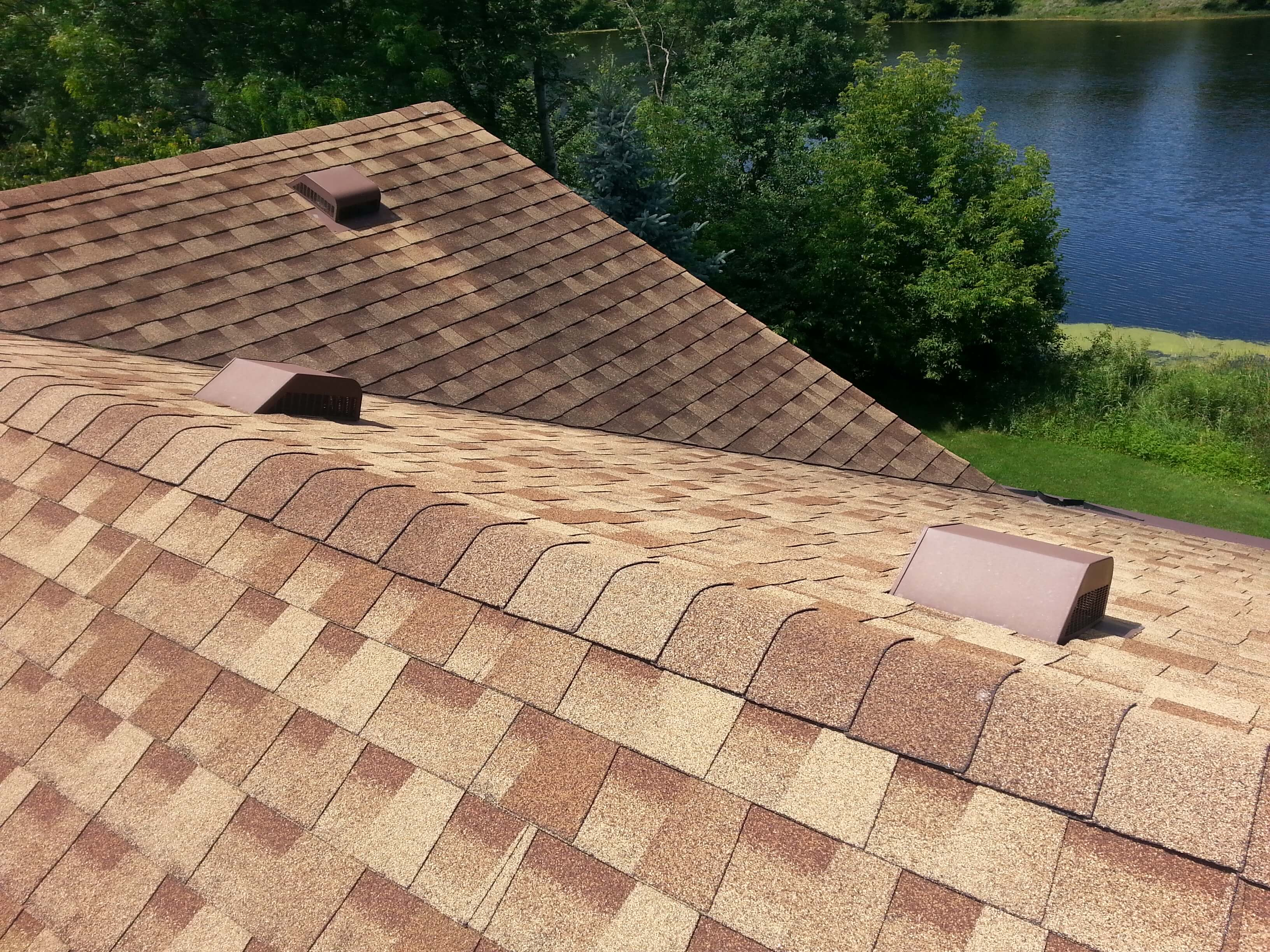 architectural shingles. Perfect Shingles Roof Replacement Part 1 Should Contractors Use GAF Owens Corning Or IKO On Architectural Shingles D