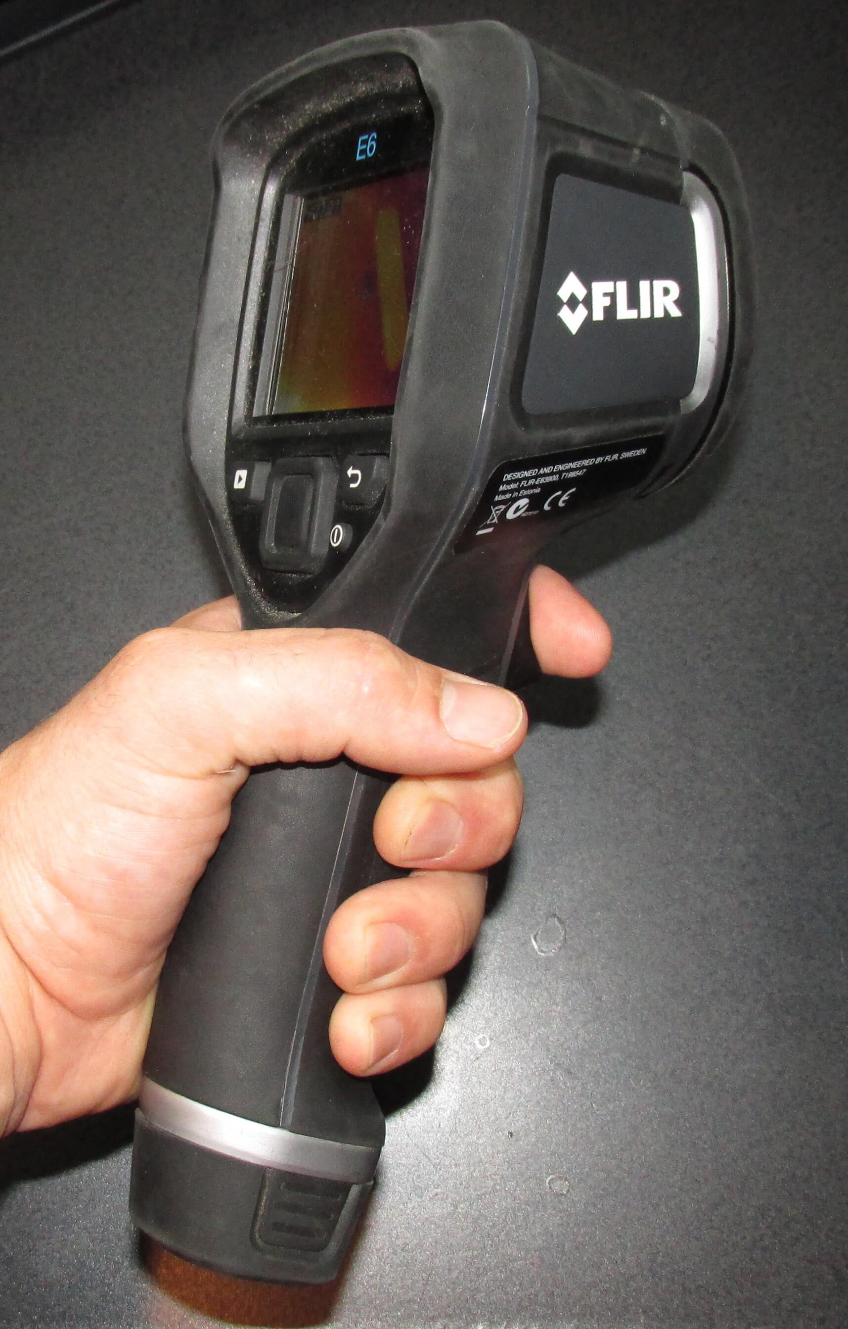 A Home Inspector's Review of the Flir One Infrared Camera for the