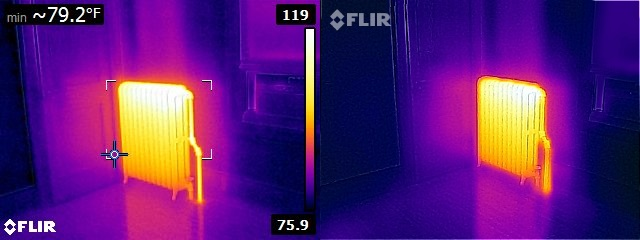 A Home Inspector S Review Of The Flir One Infrared Camera