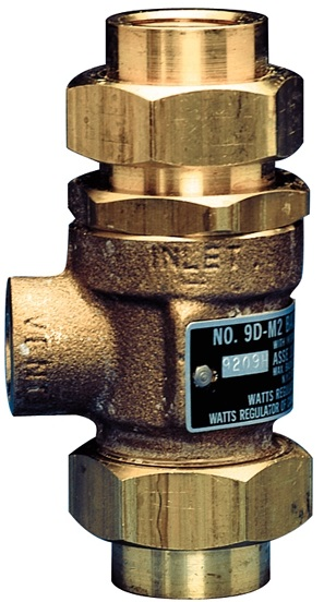 Double Check Valve With Intermediate Atmospheric Vent