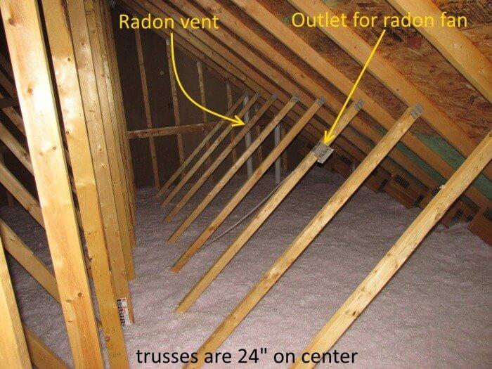 Electrical - Radon Outlet
