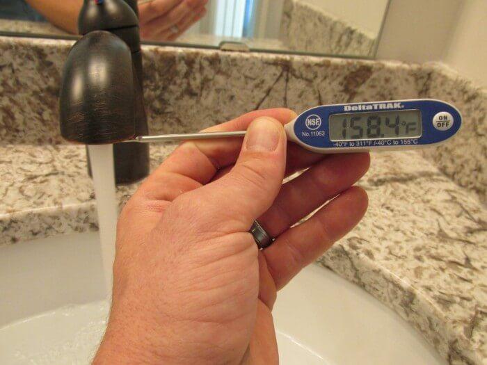Plumbing - hot water