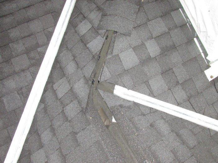 Roof - Missing Shingles #2