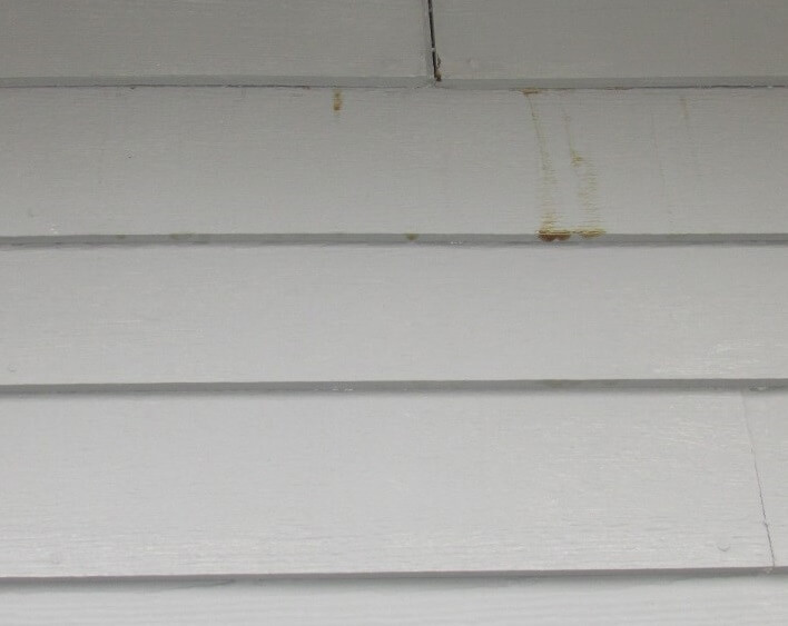 Q&A - Siding Stains: Why Do Houses Cry?