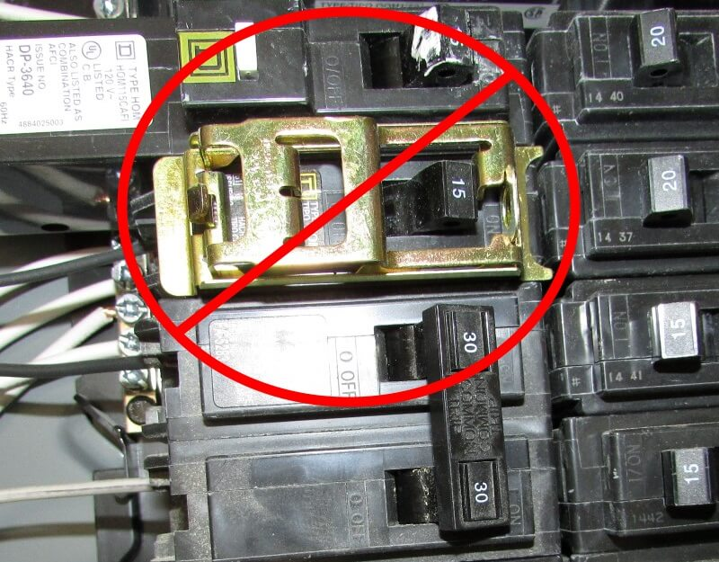 Furnace disconnect cover