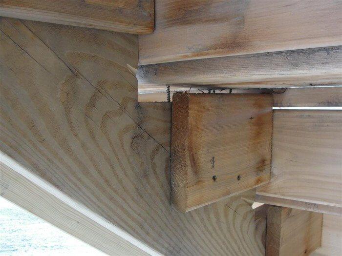 Decks - Steps