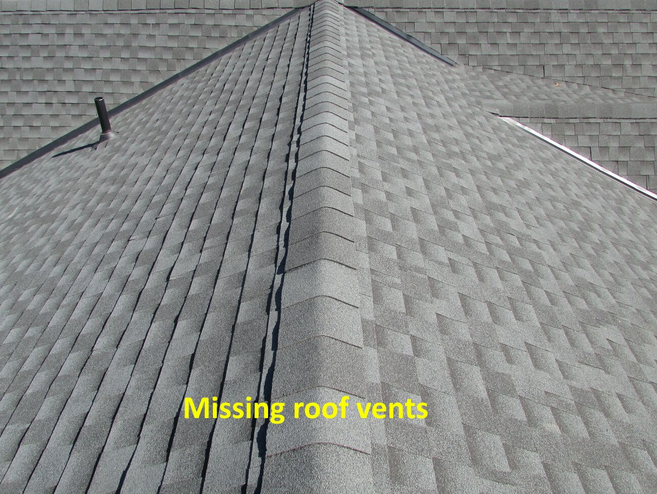 Home Roof Vents : Why new construction houses need to be inspected by