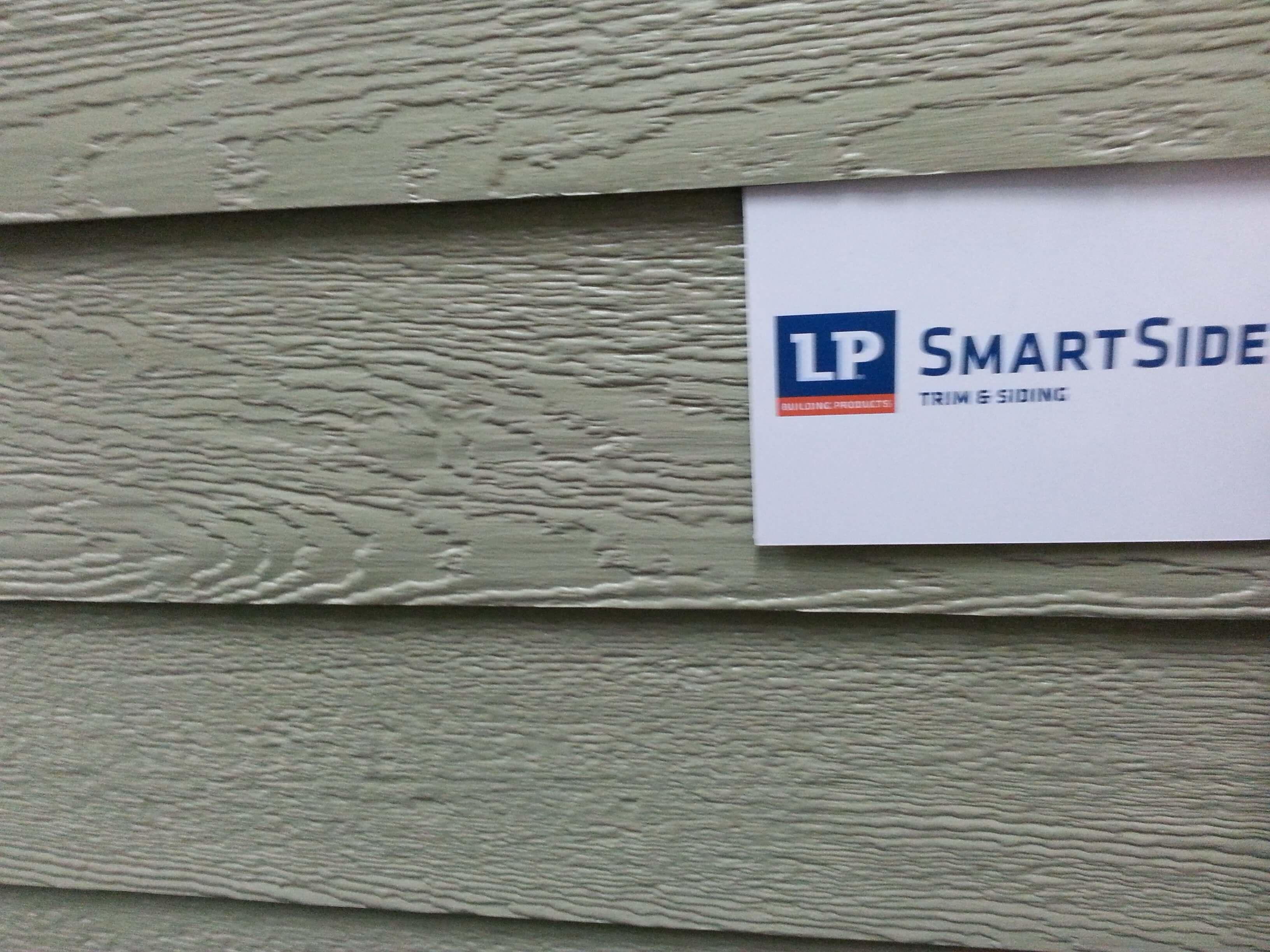 Here Comes Lp Smartside