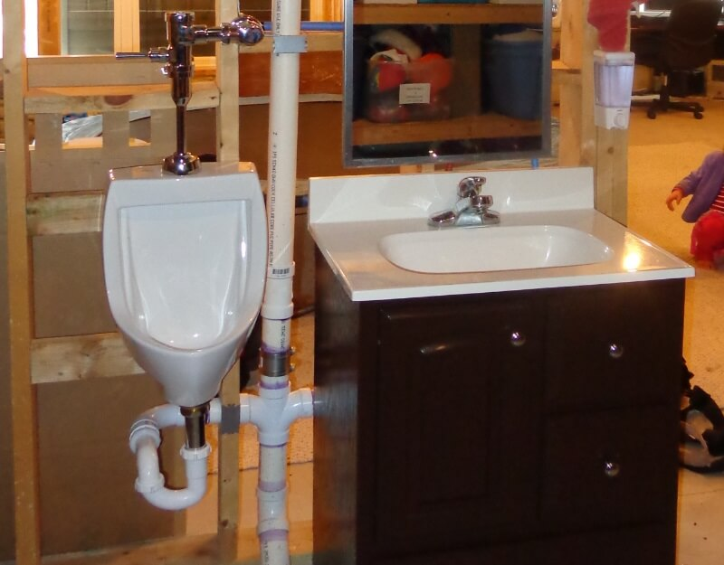 Diy Urinal Installation A Tale Of Woe